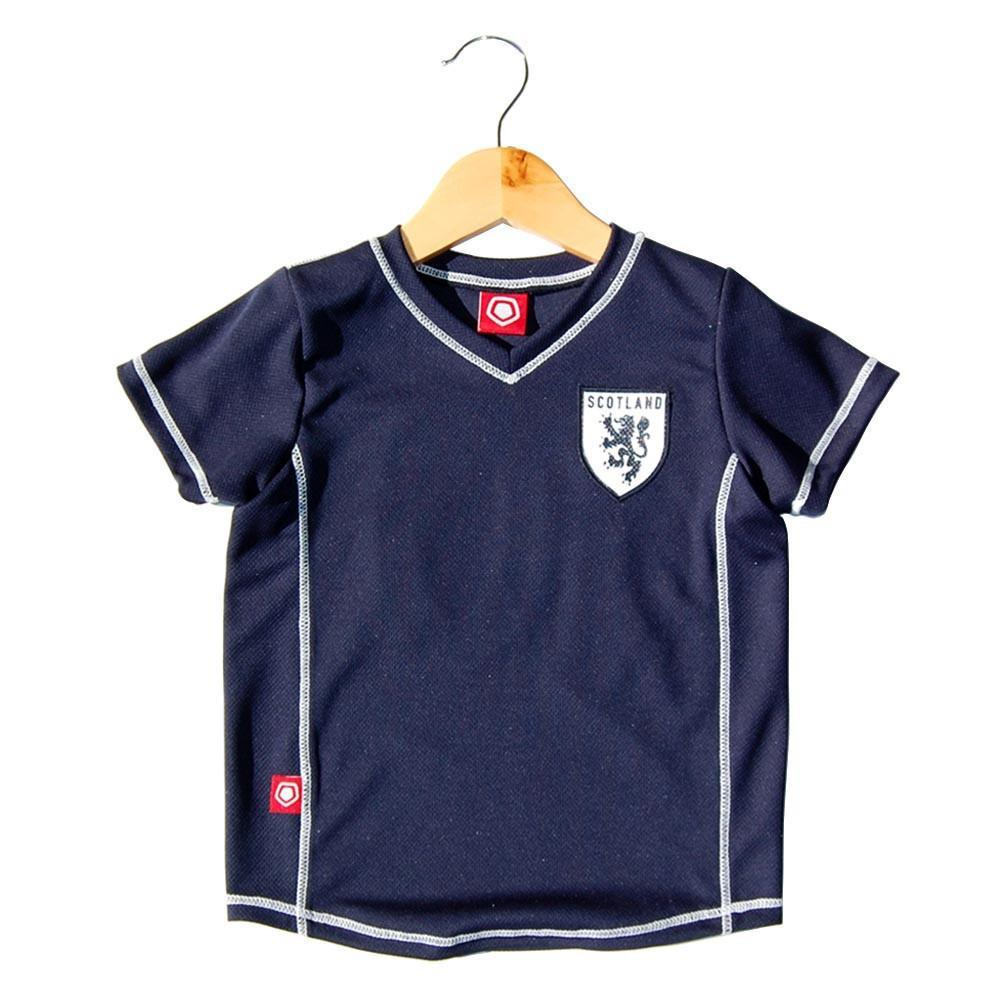 Scotland Toddler Soccer Jersey in Navy by Ultras