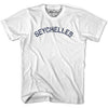 Seychelles City Vintage T-shirt in Grey Heather by Mile End Sportswear