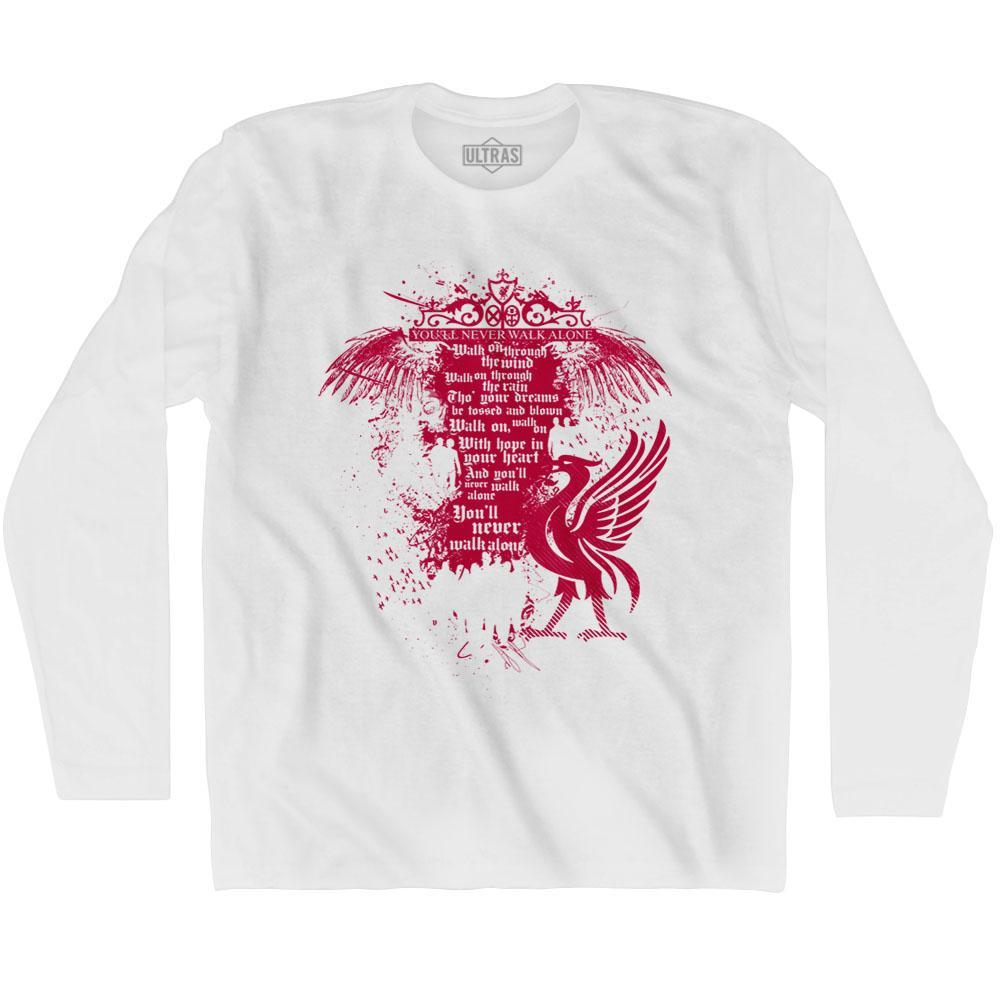 Ultras Shankly Soccer Long Sleeve T-shirt by Ultras