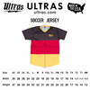 Ultras Zambia Party Flags Soccer Jersey