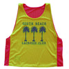 South Beach Lacrosse Club Lacrosse Pinnie in Pink by Tribe Lacrosse