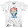 South Korea Tiger T-shirt in White by Neutral FC