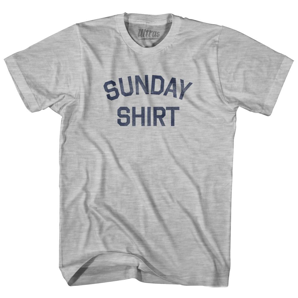 Sunday Shirt Youth Cotton T-Shirt