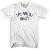 Thursday Shirt Adult Cotton T-Shirt