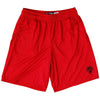 Tribe Lacrosse Battle Shorts in Red by Tribe Lacrosse