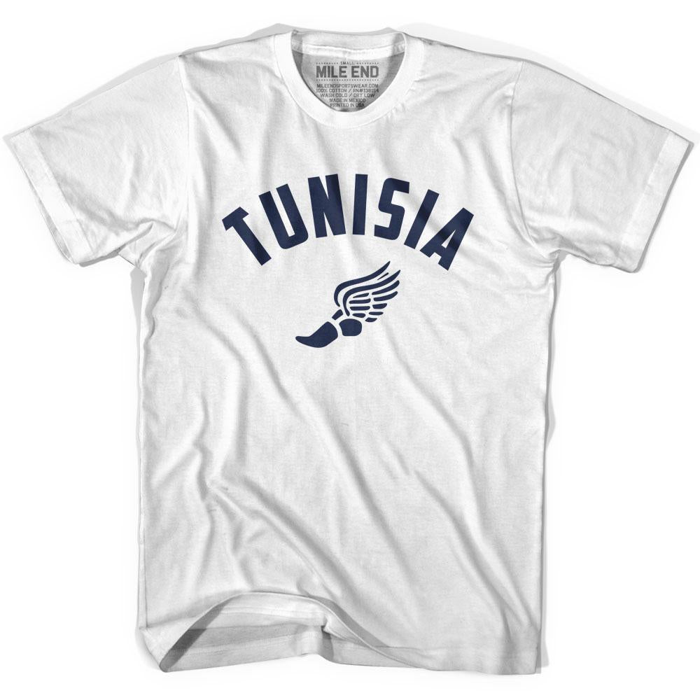 Tunisia Track T-shirt-Adult