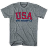 USA BMX Freestyle Ultras T-shirt by Ultras