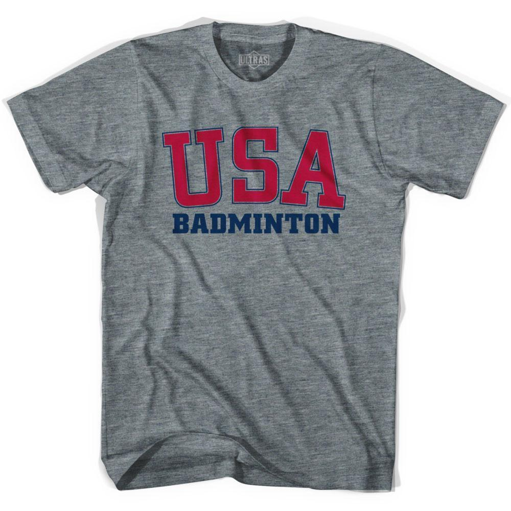 USA Badminton Ultras T-shirt by Ultras