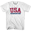 USA Badminton Ultras T-shirt