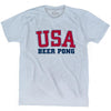 USA Beer Pong Ultras T-shirt by Ultras