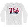 USA Croquet Ultras Long Sleeve T-shirt