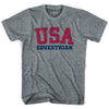 USA Equestrian Ultras T-shirt by Ultras
