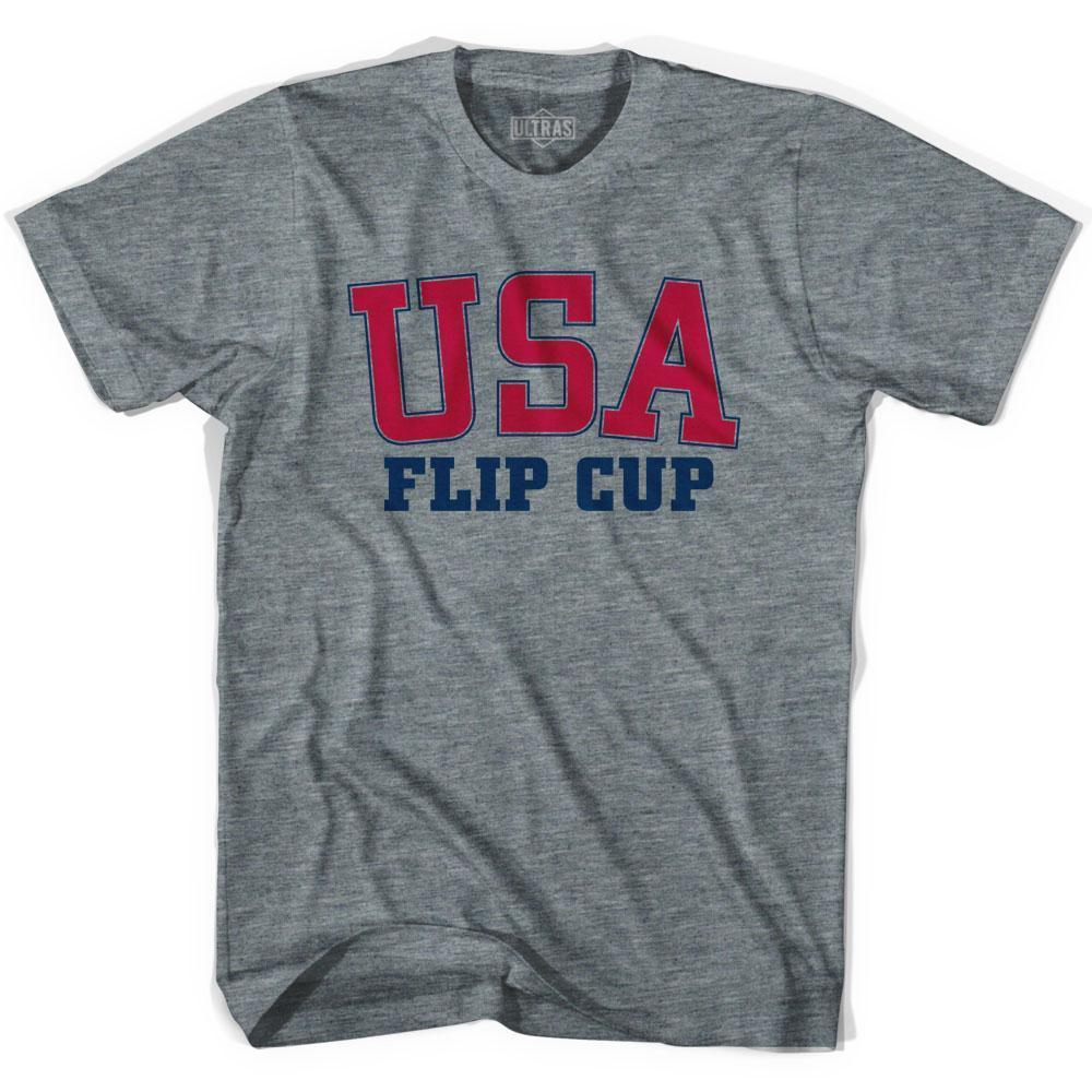 USA Flip Cup Ultras T-shirt by Ultras