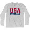 USA Football Ultras Long Sleeve T-shirt by Ultras