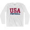 USA Football Ultras Long Sleeve T-shirt