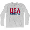 USA Rhythmic Ultras Long Sleeve T-shirt by Ultras
