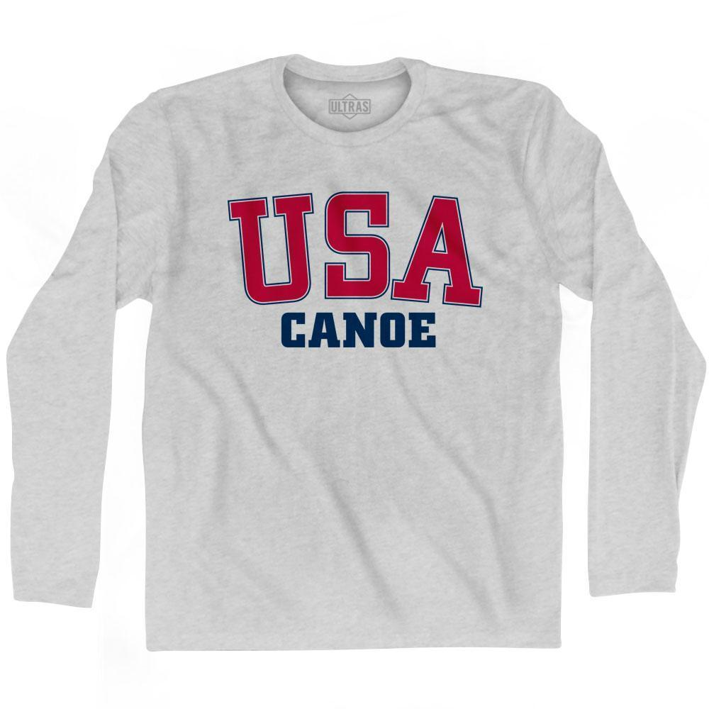 USA Canoe Ultras Long Sleeve T-shirt by Ultras