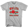 Wales Table Tennis Youth  Cotton T-shirt by Ultras