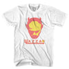 Wayne Rooney Wazza Soccer T-shirt in White by Neutral FC