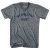 Wednesday Shirt Adult Tri-Blend V-Neck T-Shirt