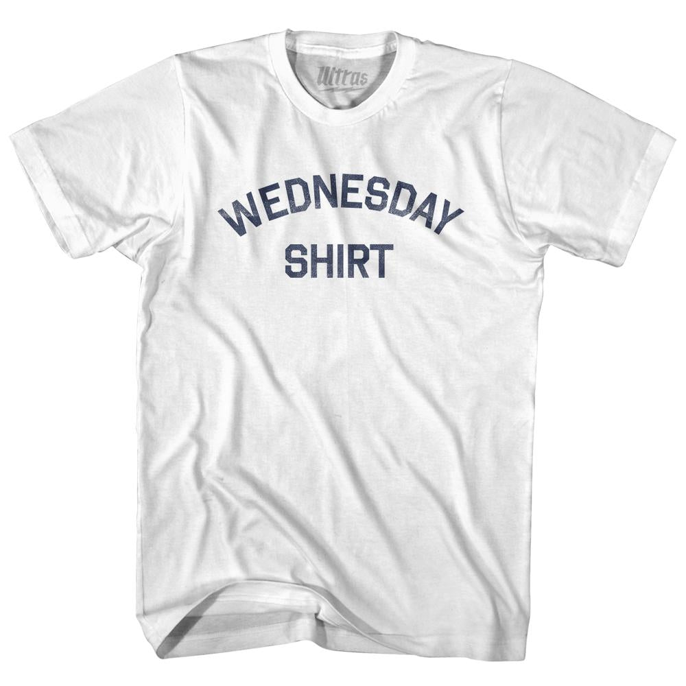Wednesday Shirt Adult Cotton T-Shirt