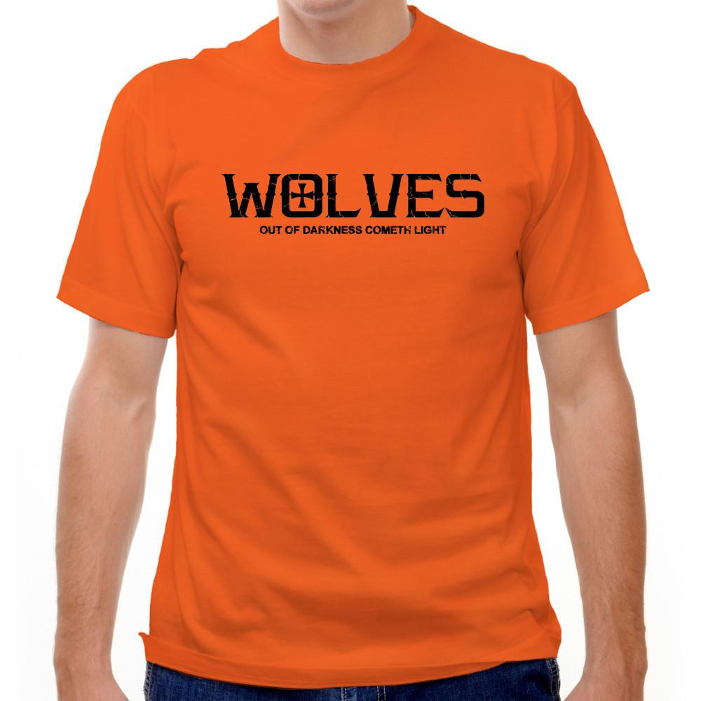 Wolverhampton Wolves T-Shirt in Orange by Neutral FC