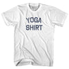 Yoga Shirt Adult Cotton T-Shirt
