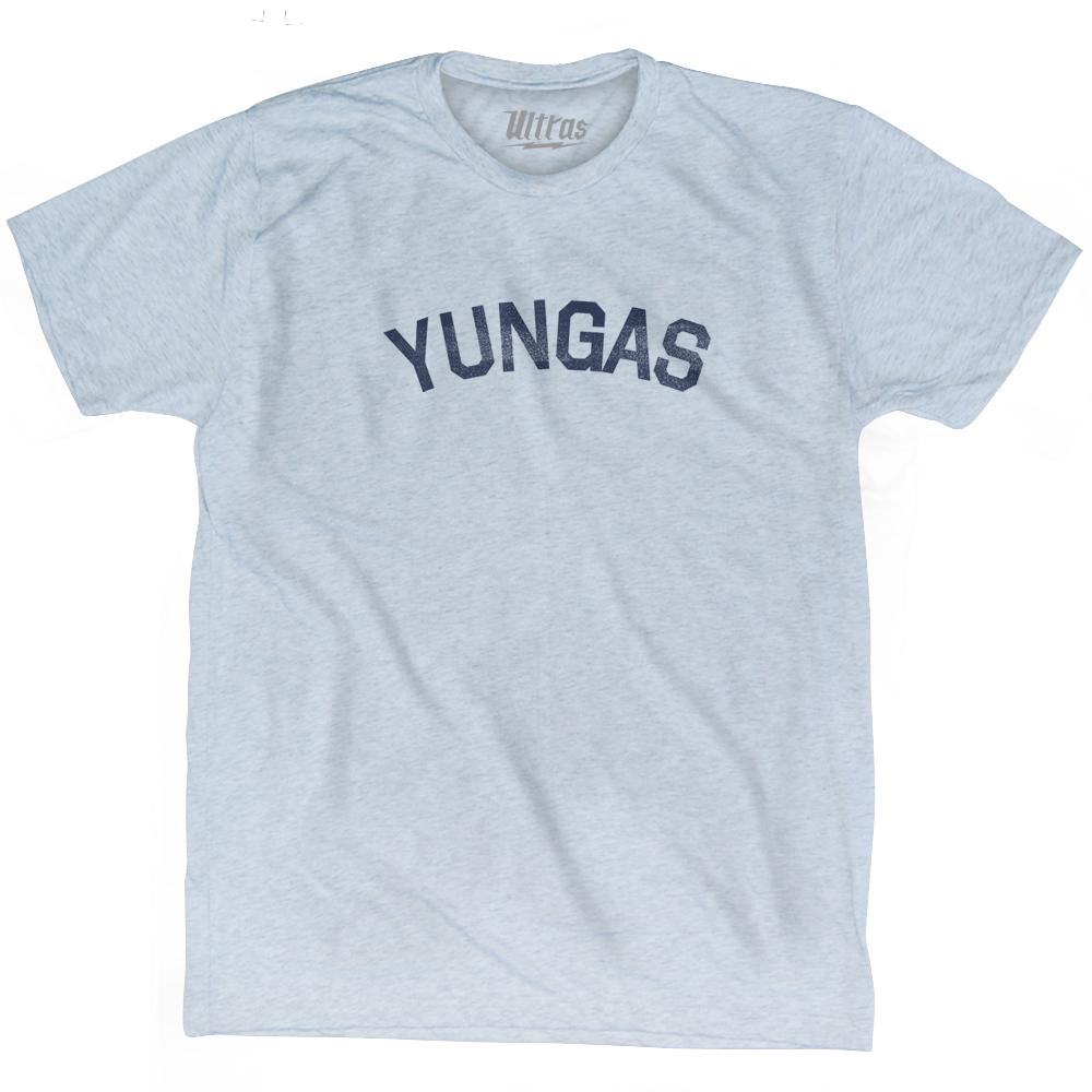 Yungas Adult Tri-Blend T-Shirt by Ultras