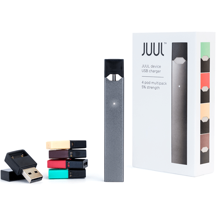 JUUL is now here!