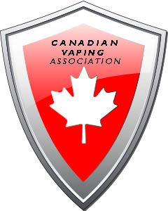Proud member of the Candian Vaping Association
