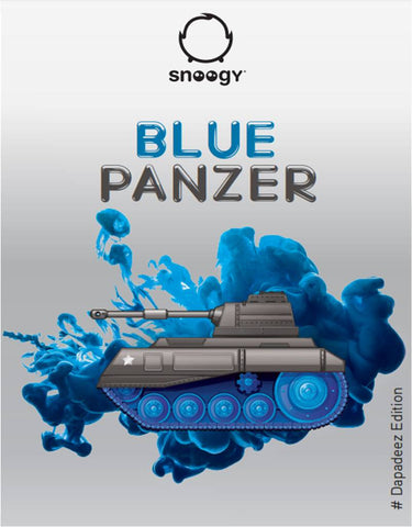 Snoogy-Blue Panzer 3mg 60ml