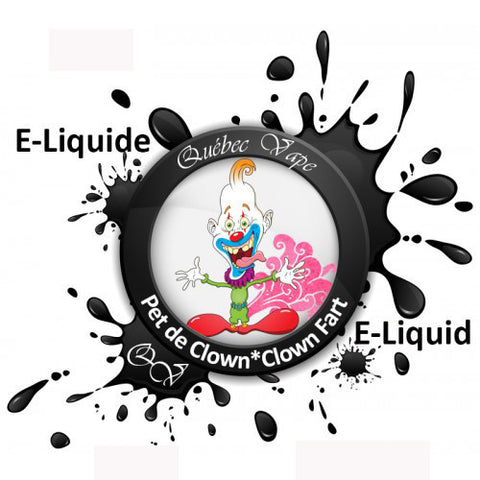 Quebec Vape - Clown Fart HVG 30ml