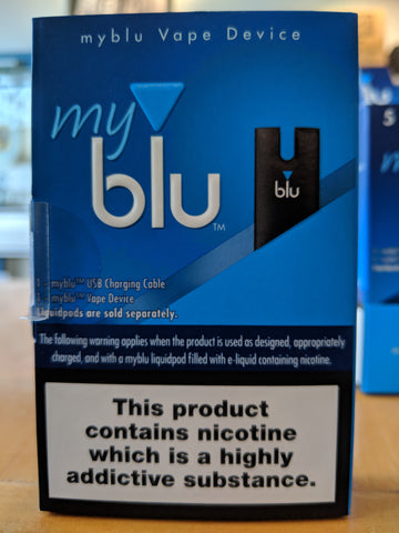 myblu Vape Device (no pods incl.)