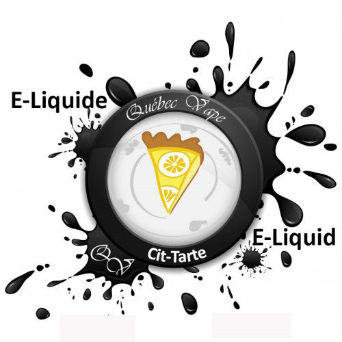 Quebec Vape - Lemo-Pie 30ml 50/50