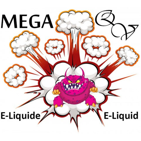 Quebec Vape - Monster Milk HVG MEGA 95ml