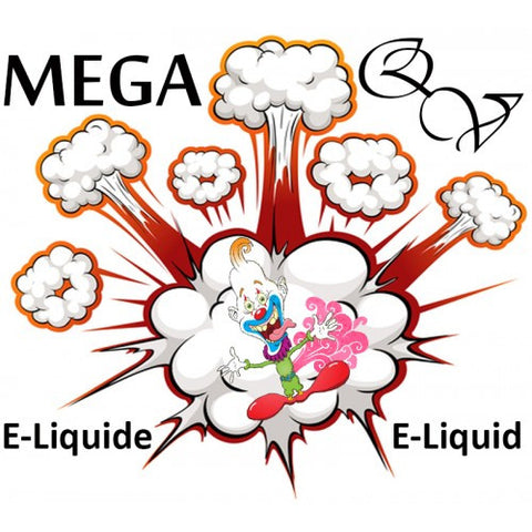 Quebec Vape - Clown Fart HVG MEGA 95ml