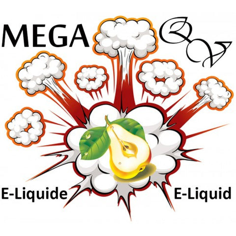 Quebec Vape - Pear Cream HVG MEGA 95ml