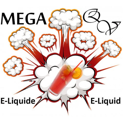 Quebec Vape - Summer Day HVG MEGA 95ml