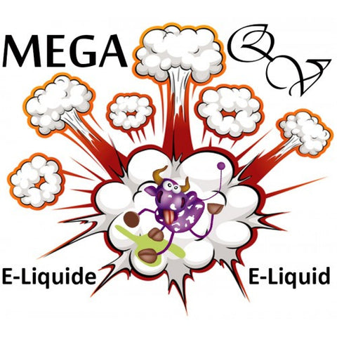 Quebec Vape - Thoma's Yogurt HVG MEGA 95ml