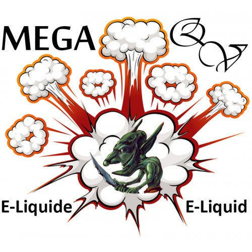 Quebec Vape - Grinch HVG MEGA 95ml