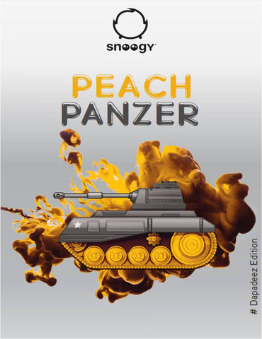Snoogy-Peach Panzer 3mg 60ml