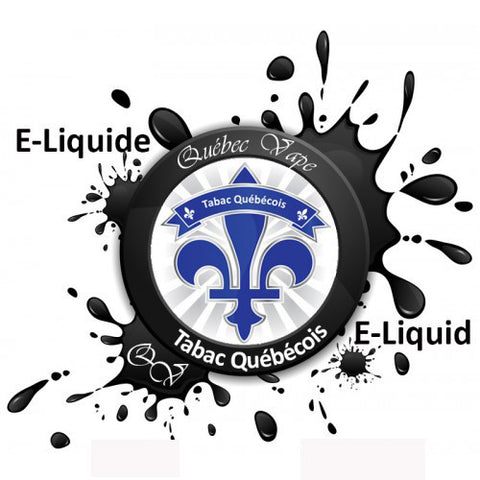 Quebec Vape - Quebec Tobacco 30ml 50/50