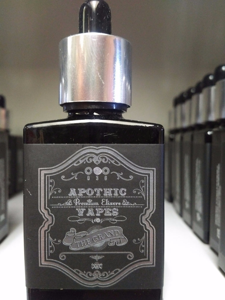 Apothic Vapes Premium Elixir-The Grand 70/30