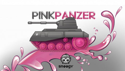Snoogy Pink Panzer 60ml 3mg