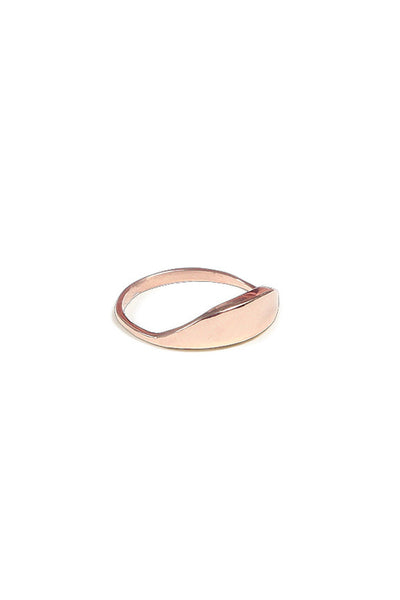 Dune Ring Rose Gold