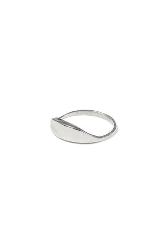 Swell Ring Brass