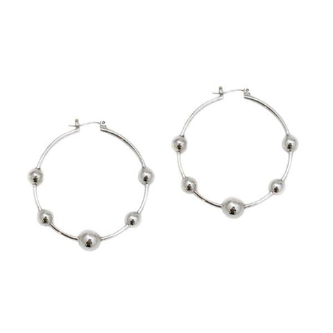 Mini Disc Hoops