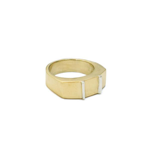 Llano Ring Brass