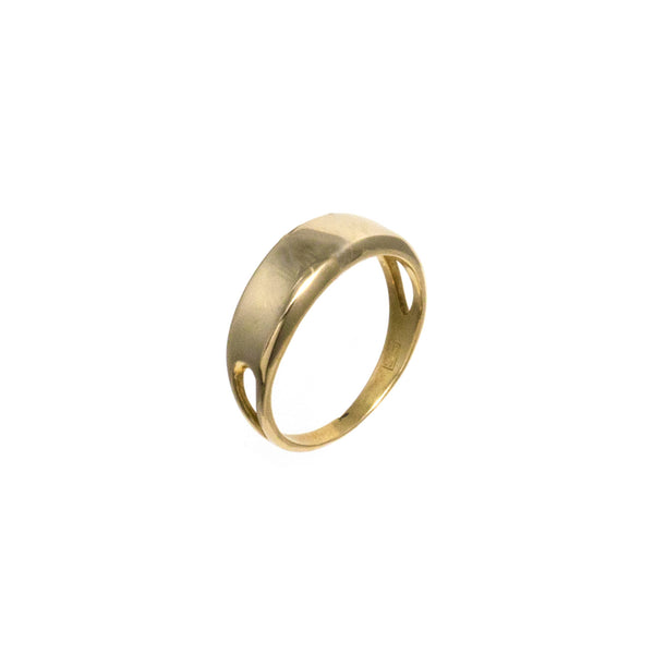 Signet Ring Gold