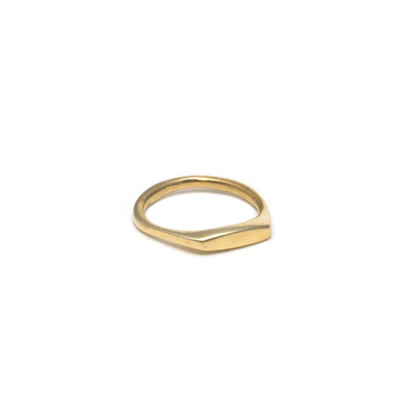 Sliver Ring Brass